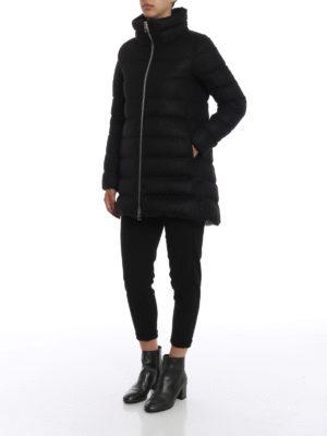 HERNO: cappotti imbottiti online - Piumino in cashmere seta antigoccia
