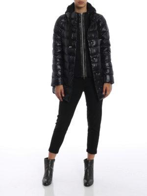 HERNO: cappotti imbottiti online - Piumino con double front staccabile