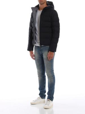 HERNO: giacche imbottite online - Bomber imbottito Laminar GORE-TEX