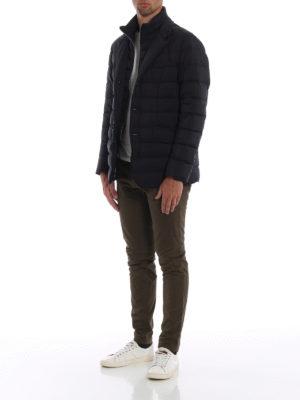 HERNO: giacche imbottite online - Piumino La Giacca blu