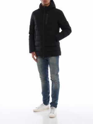 HERNO: giacche imbottite online - Piumino Laminar in Gore®Windstopper® nero