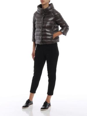 HERNO: giacche imbottite online - Piumino trapuntato Sofia in nylon