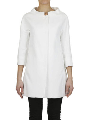 HERNO: cappotti corti online - Cappotto con maniche a tre quarti