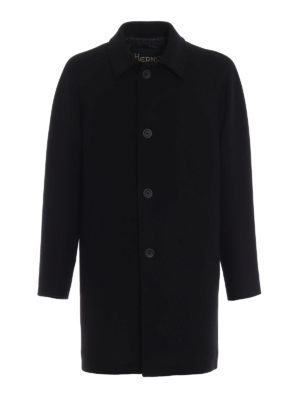 HERNO: cappotti imbottiti - Cappotto antipioggia Herno Tech