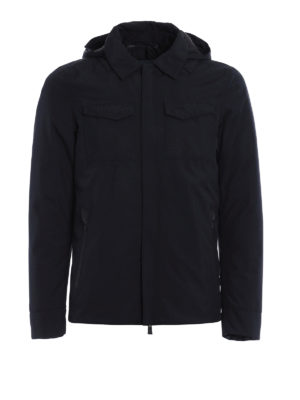 Herno: padded coats - Laminar padded coat