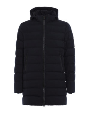 Herno: padded coats - Laminar quilted padded coat