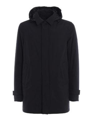 Herno: padded coats - Laminar raincoat