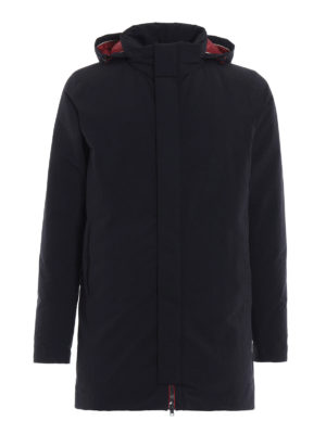 Herno: padded coats - Magma down padded short coat