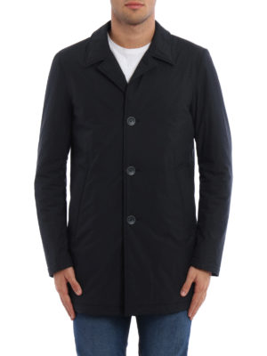 Herno: padded coats online - Herno Tech coat