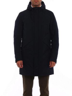 Herno: padded coats online - Laminar padded parka