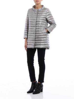 Herno: padded coats online - Ultralight quilted and padded coat