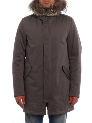Herno: padded coats online - Waterproof padded parka