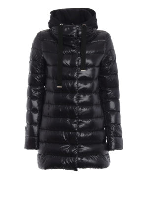 HERNO: cappotti imbottiti - Piumino con double front staccabile