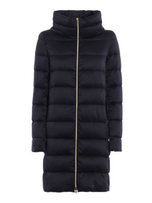 Herno: padded coats - Silky technical padded coat