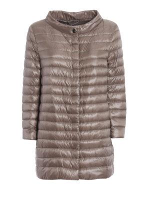 Herno: padded coats - Ultralight nylon padded coat