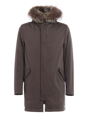 Herno: padded coats - Waterproof padded parka