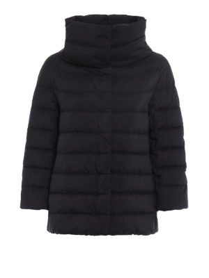 Herno: padded jackets - Funnel neck padded jacket