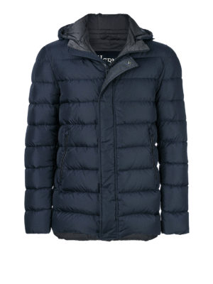 Herno: padded jackets - Hooded puffer jacket