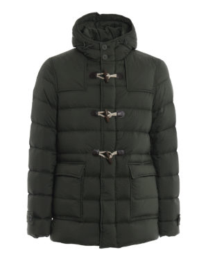 HERNO: giacche imbottite - Piumino Il Montgomery in nylon spalmato