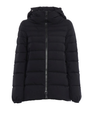 Herno: padded jackets - Laminar long A-line jacket