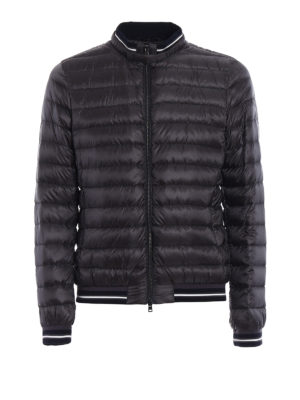 Herno: padded jackets - Lightweight down bomber jacket