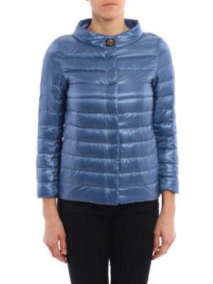 Herno: padded jackets online - Extra light quilted padded jacket