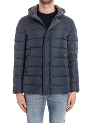 Herno: padded jackets online - Hooded puffer jacket