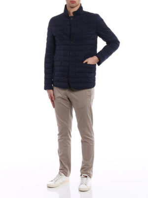 Herno: padded jackets online - In-Tech ultralight padded jacket