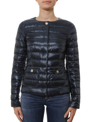 Herno: padded jackets online - Quilted down jacket