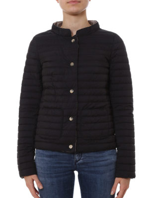 Herno: padded jackets online - Reversible down jacket