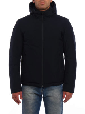Herno: padded jackets online - Reversible hooded padded jacket