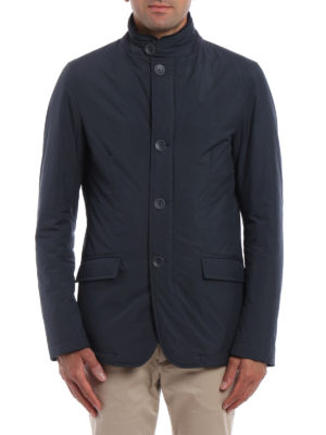 Herno: padded jackets online - Thermic waterproof urban jacket