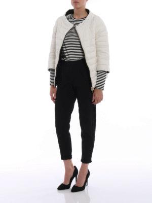Herno: padded jackets online - Ultralight reversible padded jacket