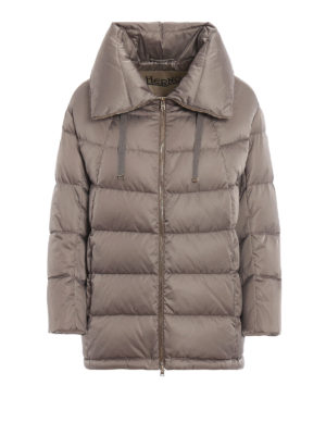 HERNO: giacche imbottite - Piumino Polar-Tech in tessuto tecnico