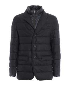 Herno: padded jackets - Quilted and padded jacket