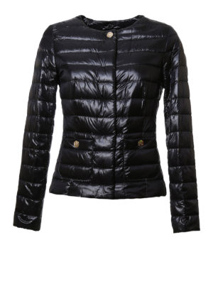 Herno: padded jackets - Quilted down jacket