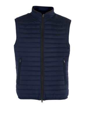 Herno: padded jackets - Quilted padded Gilet