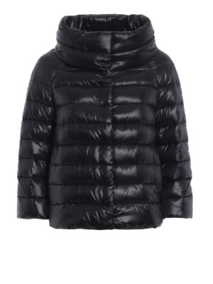 HERNO: giacche imbottite - Piumino Amelia con maniche raglan