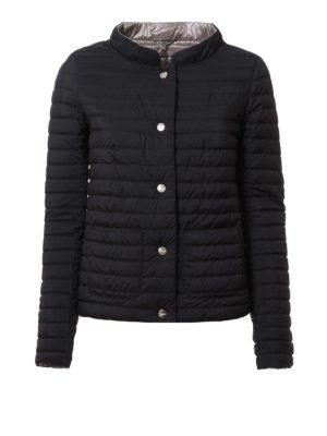 Herno: padded jackets - Reversible down jacket