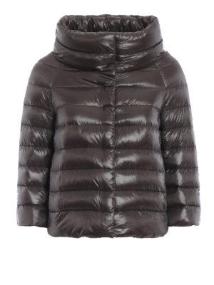 HERNO: giacche imbottite - Piumino trapuntato Sofia in nylon