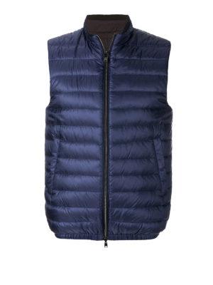 HERNO: giacche imbottite - Gilet reversibile imbottito