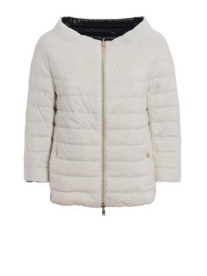 Herno: padded jackets - Ultralight reversible padded jacket