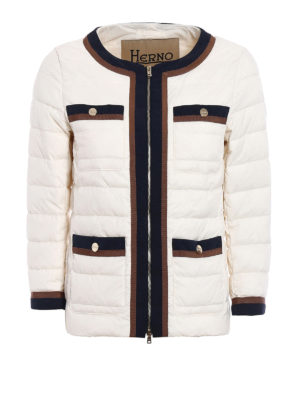 Herno: padded jackets - Waterproof quilted padded jacket