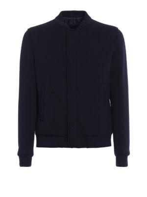 Herno: padded jackets - Waterproof scuba padded jacket