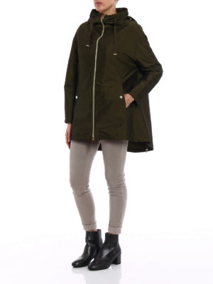 Herno: parkas online - Pull-out hood parka