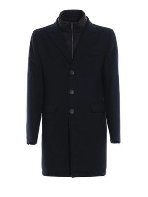 HERNO: cappotti corti - Cappotto corto imbottito Tech