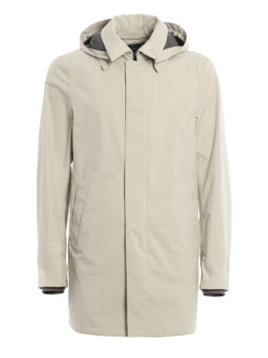 Herno: trench coats - Laminar raincoat