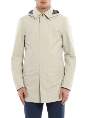 Herno: trench coats online - Laminar raincoat