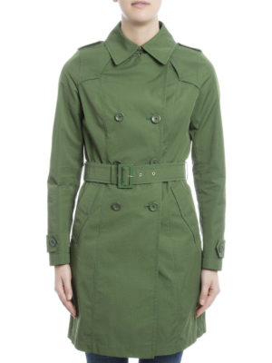 Herno: trench coats online - Rain Color trench