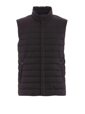 Herno: waistcoats & gilets - Breathable quilted and padded vest